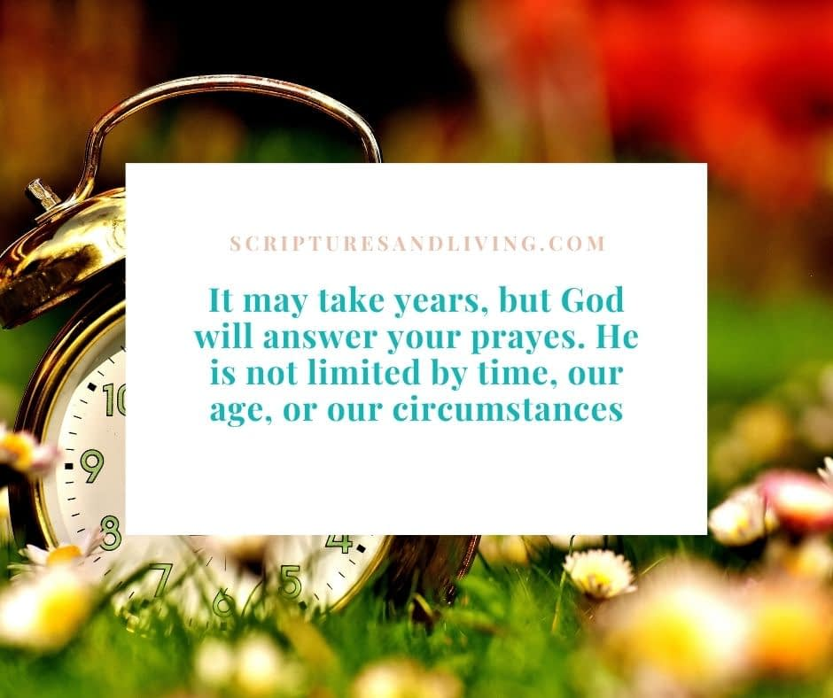 when prayers are answered in an unexpected way, facebook banner