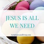 Easter lessons blog banner