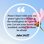 What happens when you get saved bible quote embedded in a flower image.
