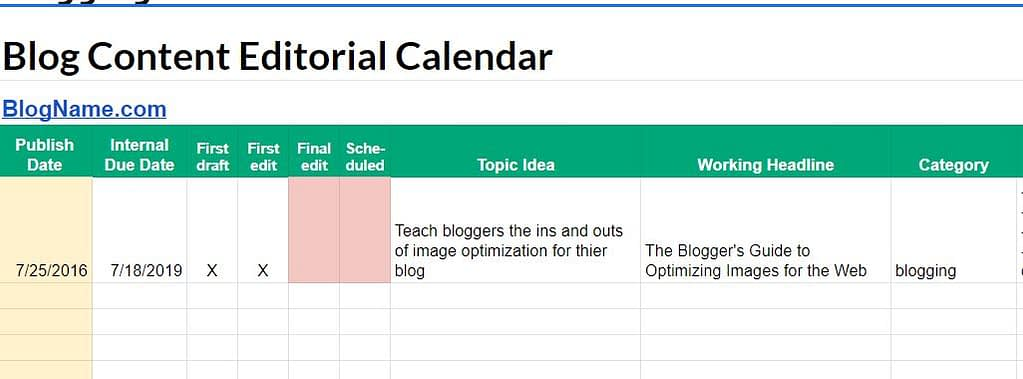 Google sheets can is one of the awesome online tools for college students to keep information.